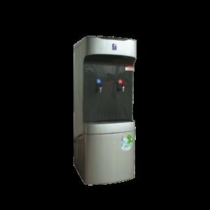 เครื่องกรองน้ำร้อน น้ำเย็น 2 ก๊อก ไฟเบอร์ มีระบบกรองน้ำในตัว รุ่น MCH-FB