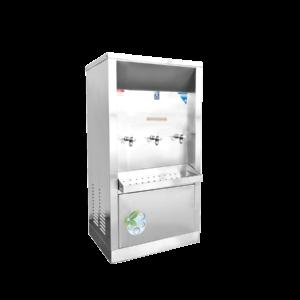 ตู้ทำน้ำเย็น 3 ก๊อก ระบายความร้อนด้วยรังผึ้ง XC-3P