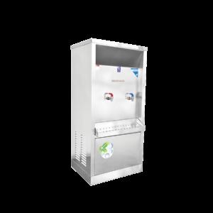 ตู้ทำน้ำร้อน น้ำเย็น 2 ก๊อก ระบายความร้อนด้วยรังผึ้ง รุ่น XCH-2P