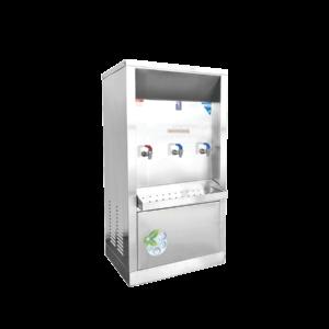 ตู้ทำน้ำร้อน น้ำเย็น 3 ก๊อก ระบายความร้อนด้วยรังผึ้ง รุ่น XCH-3P