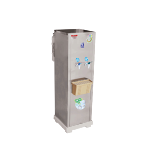 ตู้ทำน้ำเย็น 2 ก๊อก มีระบบกรองน้ำในตัว รุ่น MC-4L