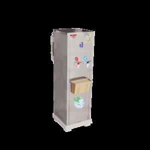 ตู้ทำน้ำร้อน น้ำเย็น 2 ก๊อก มีระบบกรองน้ำในตัว รุ่น MCH-4L